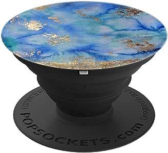 现代时尚靛蓝色漩涡260027  黑色