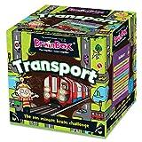 Green Board Game G0990058 Brainbox Transport