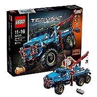 LEGO 乐高 Technic 机械组系列 6*6全地形卡车 42070 11-16岁 积木玩具