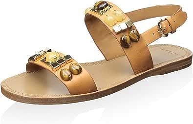 AERIN Essie 女士凉鞋 驼色 9 M US