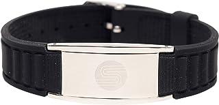 Satori 4 合 1 负离子指环,锗,硅胶,负离子充电,离子腕带和时尚手链,男女皆宜的礼物