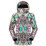 HALTI 滑雪系列 女式 Siula jacket滑雪服 H059-2195G62P