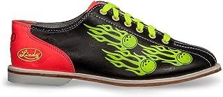 Linds 男士 Glow Balls of Fire 保龄球鞋 - 鞋带 11 码