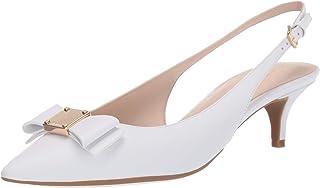 Cole Haan 女士 Tali 蝴蝶结吊带高跟鞋