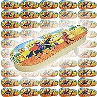 Dreidel Company 传统金属儿童玩具净化器 50-Pack GR100