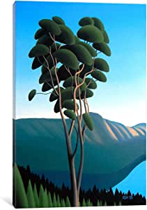 iCanvasART 9323-1PC6 Hillside Arbutus Canvas Print by Ron Parker, 1.5 by 18 by 12-Inch
