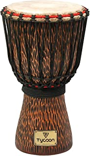 Tycoon Percussion TAJ-10 CO 金杯 - 橙色 Chiseled
