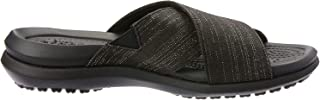 Crocs 卡骆驰 Capri 5.0シマー x 带凉鞋女鞋204908