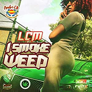 I Smoke Weed 覆盖 多种颜色