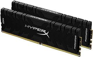 HyperX Predator HyperX Predator HX432C16PB3K2/64 内存3200MHz DDR4 CL16 DIMM XMP 64GB Kit (2x32GB) 黑色