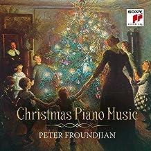 进口CD:圣诞钢琴独奏作品-彼得富鲁第安 Christmas Piano Music(CD)88985380162 [CD] 彼得富鲁第安(Peter Froundjia)