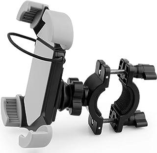 自行车摩托车手机支架通用可调节自行车摩托车手机支架支架支架自行车车把iPhone 11 Pro Max XS XR 8 7 6 Plus