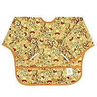 Bumkins Disney宝宝防水长袖围兜 Pooh Bear Woods 6-24 个月