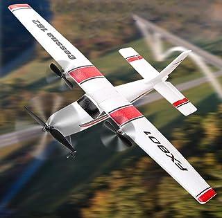 遥控飞机 2.4Ghz 2 通道 RTF 遥控飞机,带 3 轴陀螺仪的遥控飞机,适合初学者使用 EPP 滑翔玩具(翼展 310mm)