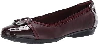 Clarks Gracelin Wind Dress 女式平底芭蕾舞鞋