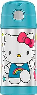 Thermos 膳魔師 Funtainer 保溫杯 12盎司(約340ml) Hello Kitty款(顏色隨機)