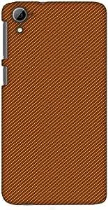 AMZER 修身款手工设计师印花硬壳手机壳后盖适用于 HTC Desire 826AMZ601040280017 Autumn Maple Texture
