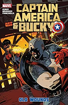 """""""Captain America and Bucky: Old Wounds (Captain America (2004-2011)) (English Edition)"""",作者:[Brubaker, Ed, Asmus, James]"""