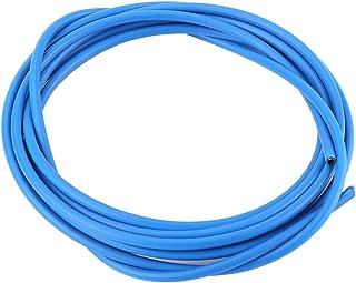 Aosiyp 4mm 通用自行车换档电缆自行车换档电缆自行车线用于公路MTB自行车更换配件套件基本变速器电缆更换套件