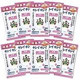 LION 狮王 kireikirei 消菌式湿纸巾 无乙醇 10片×10包