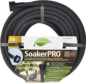 Element SoakerPRO 浸泡软管,直径 3/8 英寸,不含铅和饮用水* 50 ft ELSP38050