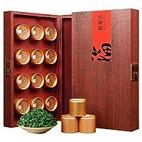 福茗源 安溪铁观音浓香型茶叶 新茶 小罐装茶 秋茶兰花香礼盒装200g