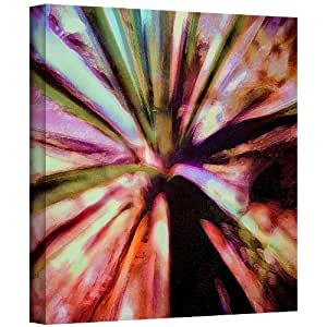 ArtWall Dean Uhlinger 'Agave Glow' Gallery-Wrapped Canvas Artwork, 24 by 24-Inch