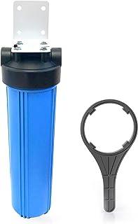 Big Blue 20 英寸全屋滤水器系统带压力释放(1英寸端口)