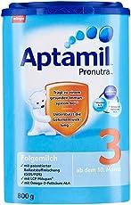 Aptamil 爱他美 婴儿配方奶粉3段易乐罐 800g(10-12个月) 包邮包税【跨境自营】
