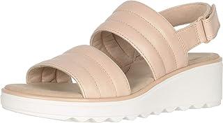 Clarks Jillian Flow 女士坡跟凉鞋