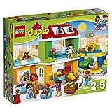 LEGO 乐高 DUPLO 得宝系列 城市广场 10836 2-5岁 积木玩具 婴幼