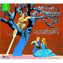 进口CD:莫扎特:歌剧-魔笛 Die Zauberflote(2CD)2ECD267742 [CD] 威廉.克里斯蒂(William Christie); 莫扎特、 Les Arts Florissants