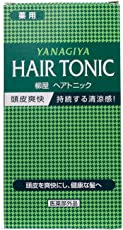 YANAGIYA 柳屋发根营养液240ml(日本进)
