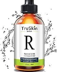 TruSkin 天然视黄醇精华液 无香型 2 液盎司