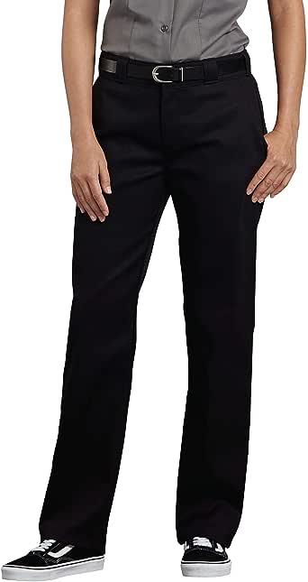 Dickies 女式 Flex Original Fit 工装裤