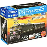 TOMIX N轨距 基本套餐SD 黄昏特快 90172 铁道模型 入门套装