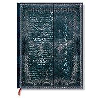 装饰原图系列笔记本手稿本 圣-埃克苏佩里  人造皮革 空白 大号无衬里