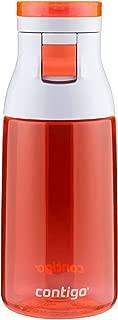 Contigo 康迪克 Jackie兒童水壺,17盎司(約503毫升),粉色