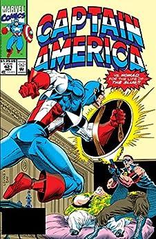 """Captain America (1968-1996) #421 (English Edition)"",作者:[Gruenwald, Mark]"