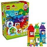 【3月新品】 LEGO 乐高 DUPLO 得宝系列 乐高 得宝 创意箱 10854 2-5岁 积木玩具 婴幼
