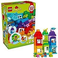 LEGO 乐高  拼插类 玩具  DUPLO 得宝系列 得宝创意箱 10854 2-5岁 婴幼