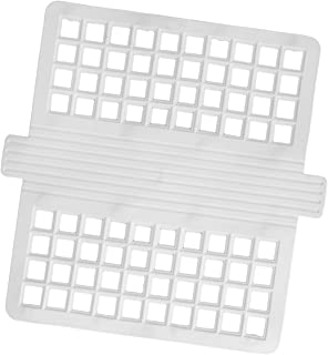 M&S Systems O & N 60189aa00b08 garde-bord 28x28 热塑性橡胶白色方形 28 x 0.3 厘米