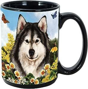 Imprints Plus 犬种 (A-D) 425.24g 咖啡杯捆绑装不可转让 K-Nine 现金 Alaskan Malamute GP GB 009 Alaskan Malamute