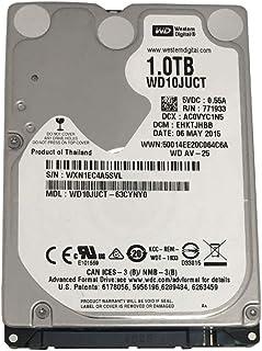 Western Digital 1TB 5400RPM 16MB 缓存 (9.5mm) SATA 3.0Gb/s 2.5英寸笔记本电脑硬盘 (WD10JUCT) - 3年保修