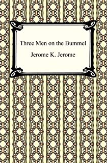 Three Men on the Bummel [with Biographical Introduction] (English Edition)
