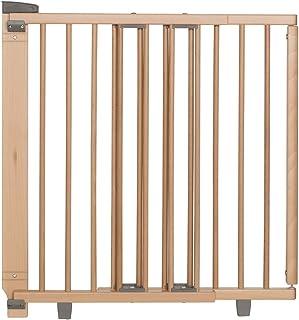 Geuther -旋转-防护门栅栏 自然色 Verstellbereich 86 - 133 cm