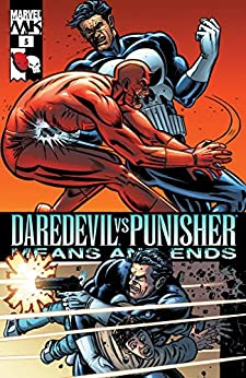 """Daredevil vs. Punisher (2005) #5 (of 6) (English Edition)"",作者:[Lapham, David]"