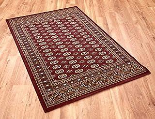 地毯直接地毯 红色 135cm x 200cm 22354