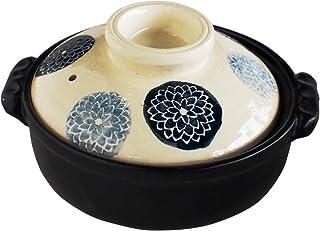 CtoC JAPAN Select 土锅 多重 6号 M0772 IH 蓝染 大利亚 万古烧 日本制造