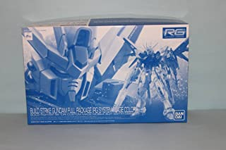 RG 1/144 Build Strike Gundam 全包 [RG System image color] 模型套件